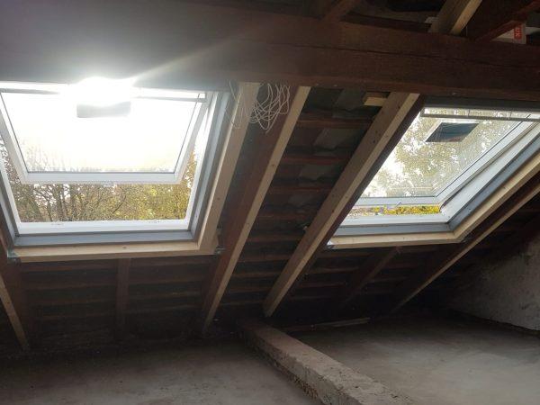 Dachflächenfenster 1